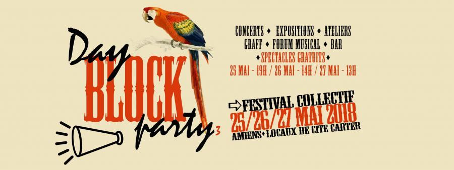 Dayblock Party 3