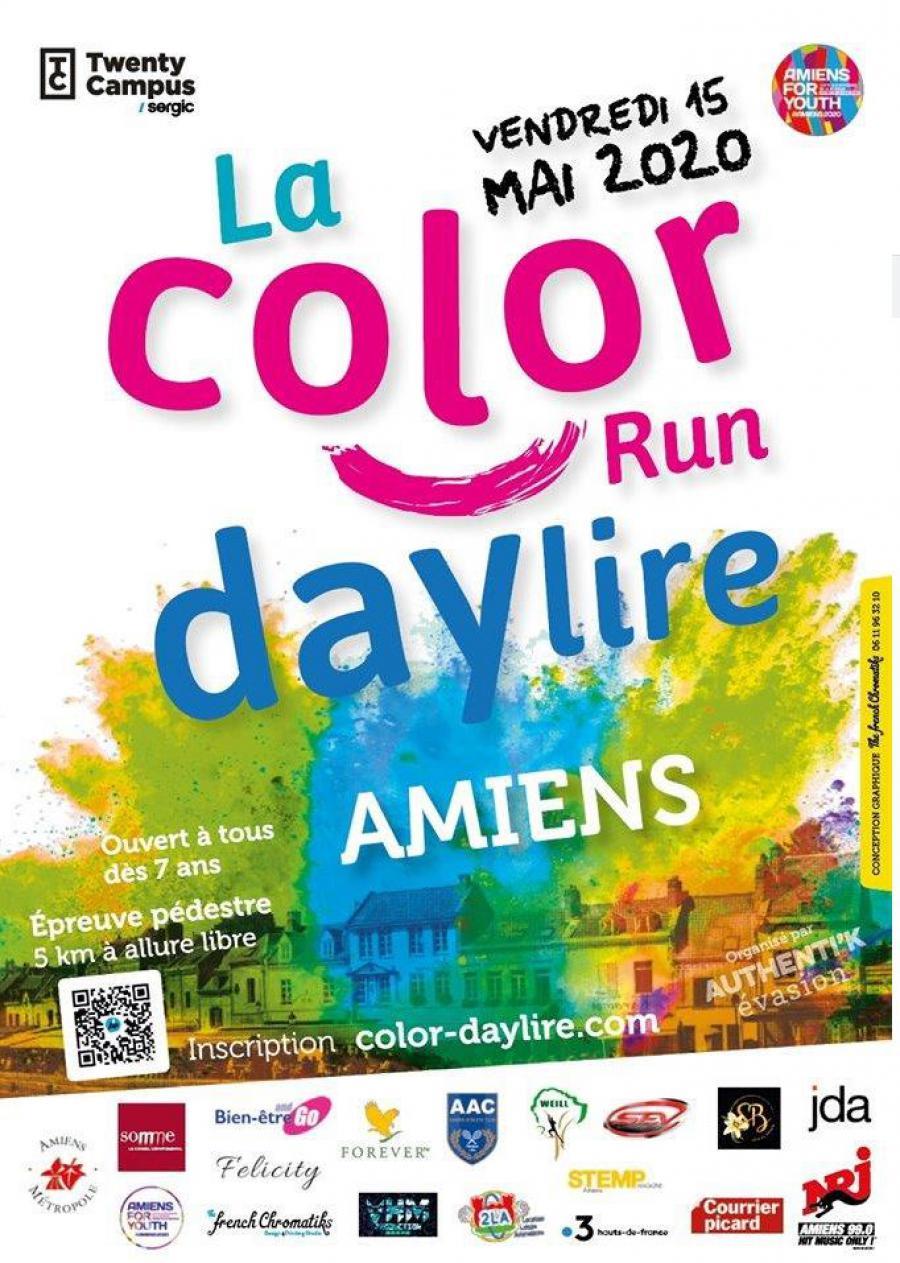 La Color Run Daylire