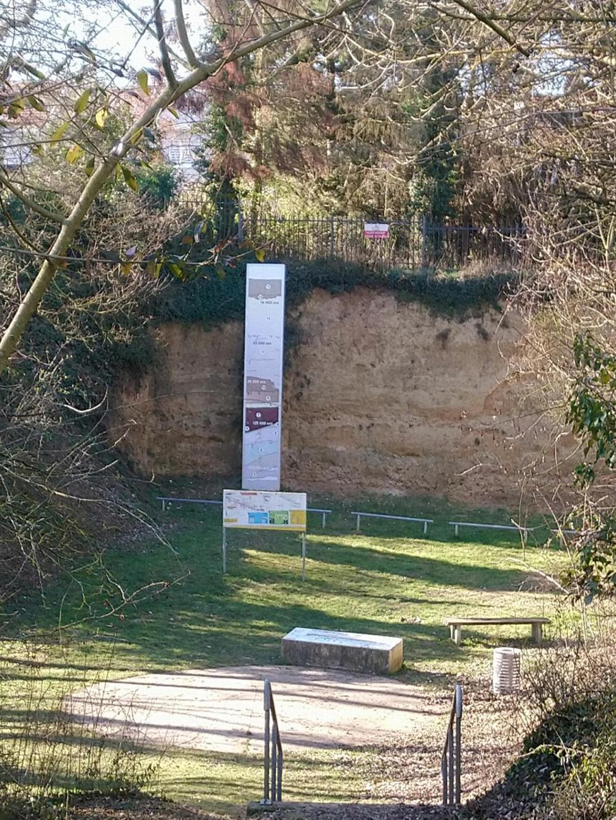 Visite guidée du Jardin Archéologique de Saint-Acheul